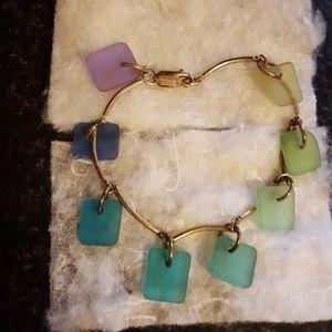 Jewelry - Sea Glass bracelet